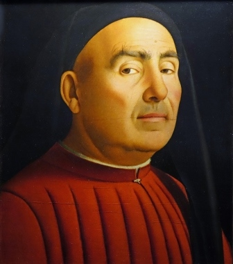 portrait d'Antonello da Messina